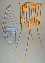 Basket for tennis balls' collection KPT
